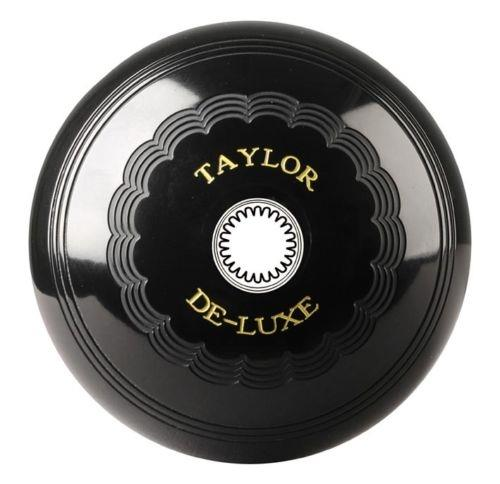 Taylor Deluxe Standard Density Crown Green Bowls (Pair)